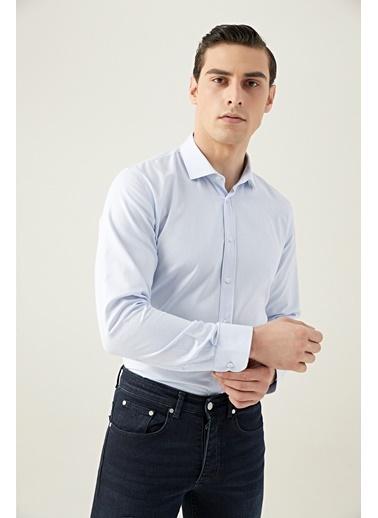 Tween Slim Fit Gömlek Mavi